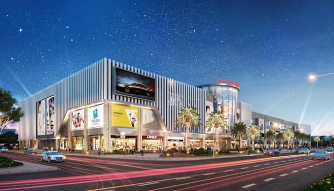 Dự Án Vincom Mega Mall tây mỗ