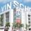 Hệ thống trường liên cấp Vinschool tại Vinhomes Smart City